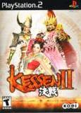 Kessen II (PlayStation 2)